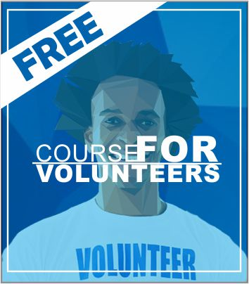 الدورة التدريبية للمتطوعين